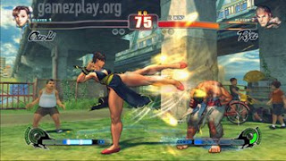 Sexy Femme Fatale Street Fighter IV costumes