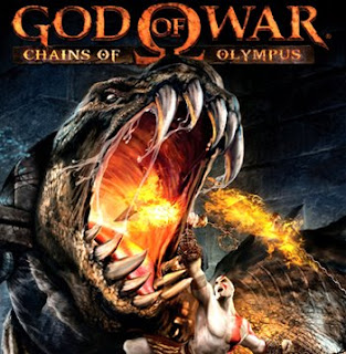 god of war video game psp