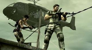 Planet Resident Evil 5 website