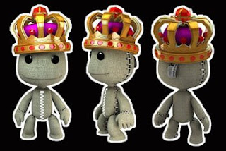 littlebigplanet sackboy crown