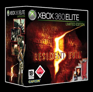 Limited edition Resident Evil 5 