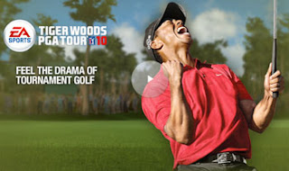 Tiger Woods 2010 video game website