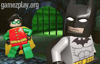 LEGO Batman The Videogame on Mac