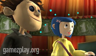 coraline video game wii ps2