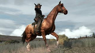 Red Dead Redemption Wild West video game
