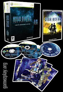 Limited Collector's Edition of STAR OCEAN