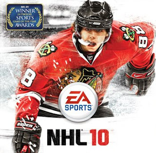 Chicago Blackhawks Star Patrick Kane the New Face of EA Sports NHL10