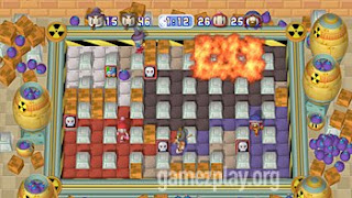 Bomberman ULTRA Blasts onto playstation 3