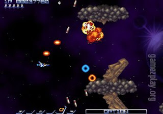 Gradius Rebirth video game