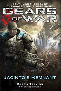 Gears of War Jacinto's Remnant video game book