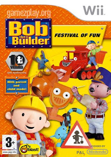 bob the builder nintendo wii game