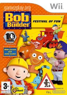 bob the builder nintendo wii game