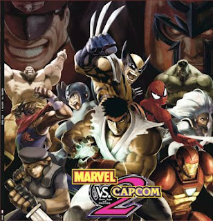 marvel v capcom 2 album