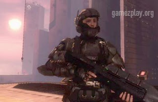Halo 3 - ODST ViDoc Desperate Measures video game