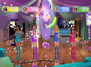 pajama party girls video game