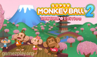 Sakura Super Monkey Ball 2