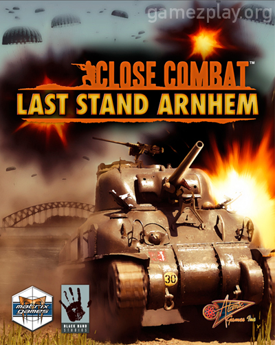 image for Close Combat Last Stand Arnhem cracked-SKIDROW