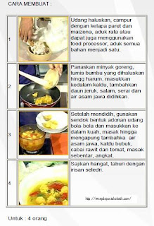 Sup Udang Cemplung