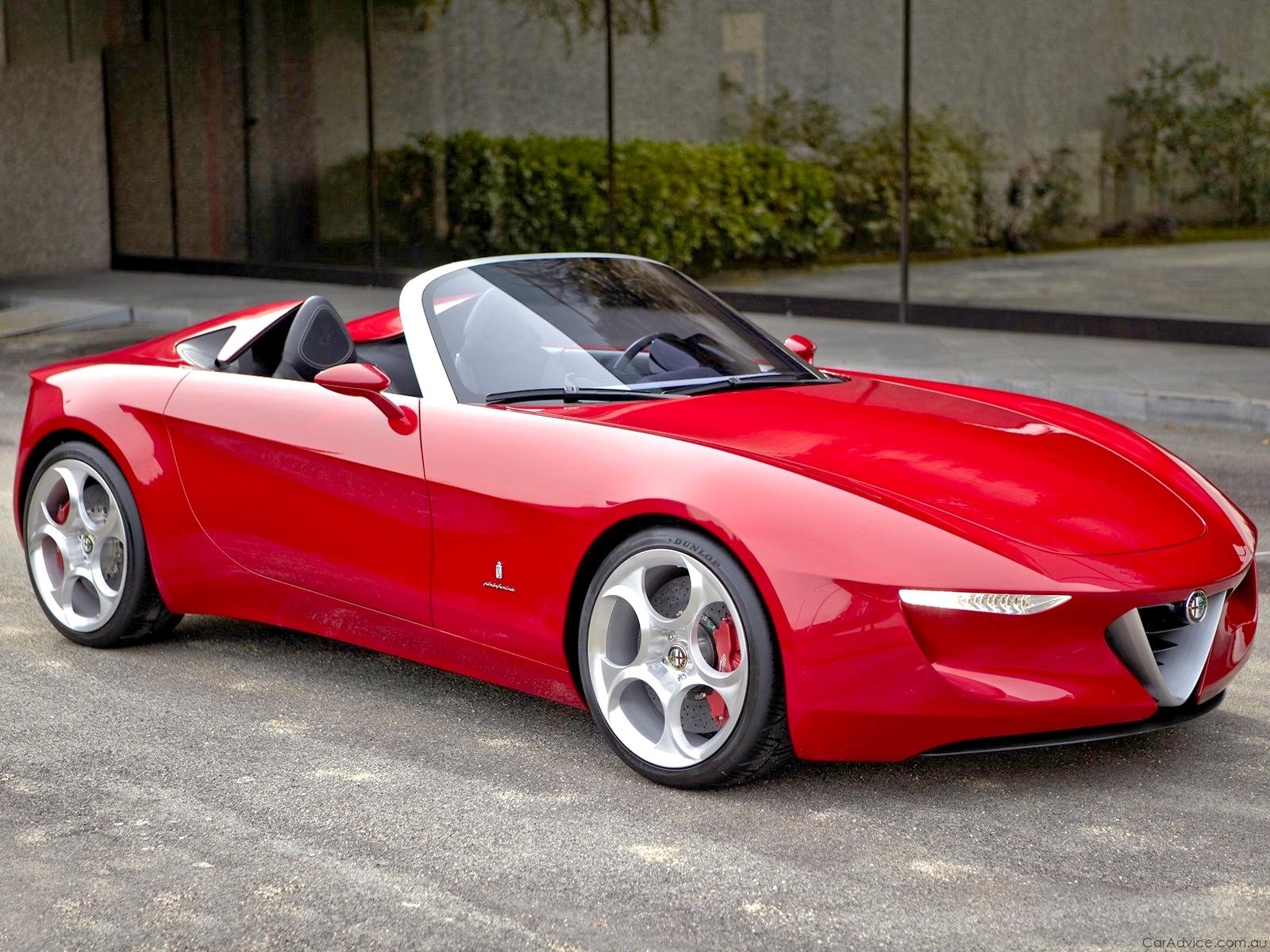 Aot Classic Cars Alfa Romeo 2uettottanta Wallpapers