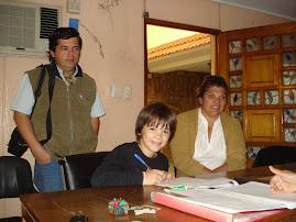 04 de abril 2010 Padres de JULIAN FRANCOLINI