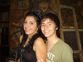 Lorena Aguero y Andres Ferrari