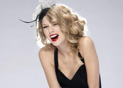 Taylor Swift Speak Now Photoshoot. Swift came out of the gate