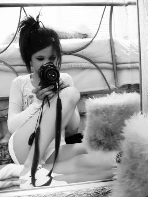 selena gomez rock god photo shoot. selena gomez rock god photo