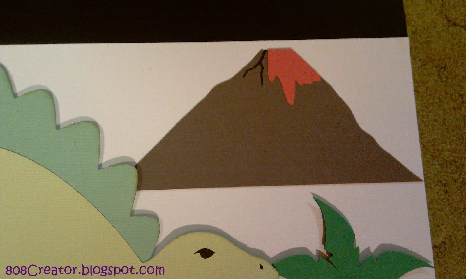 808creator Kindergarten Dinosaur Projects