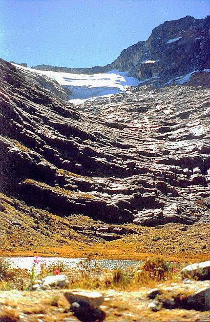 Morrena glaciar