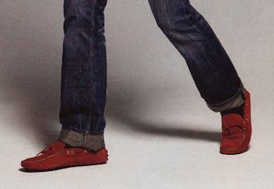 scarpa uomo moda 2010-2011: mocassino che passione!