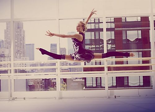 i want to be a dancer essay