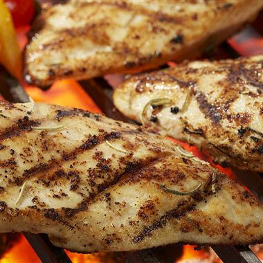 Rosemary Grilled Chicken Recipe - How to make Lemon Rosemary Grilled ...