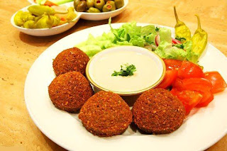 Learn how to make the best authentic falafel balls. A very filling ...