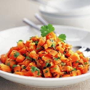 Moroccan Carrot Salad - How to make Moroccan Carrot Salad