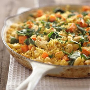 Brown rice, vegetable and chickpea pilaf Brown+rice,+vegetable+and+chickpea+pilaf+recipe