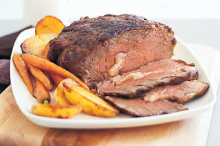 Basic roast beef & vegetables Basic+roast+beef+%2526+vegetables+recipe