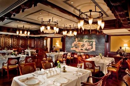 Luxury restaurants in dubai for Luxury places in dubai