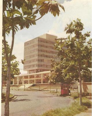 Nicaraguenses mas fotos de la vieja managua for Oficinas inss