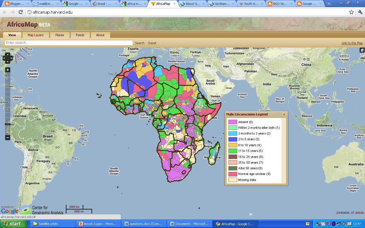 Africa dynamic maps at harvard university geospatial network africa dynamic maps at harvard university gumiabroncs Images