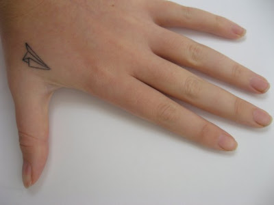 This is my tattoo that i had done to contrast with the faded movement of the