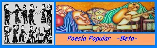 Poesía Popular