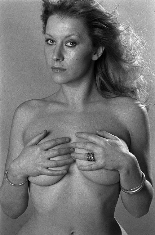 helen mirren young