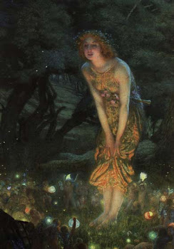 Who has seen Fireflies may have seen Fairies?