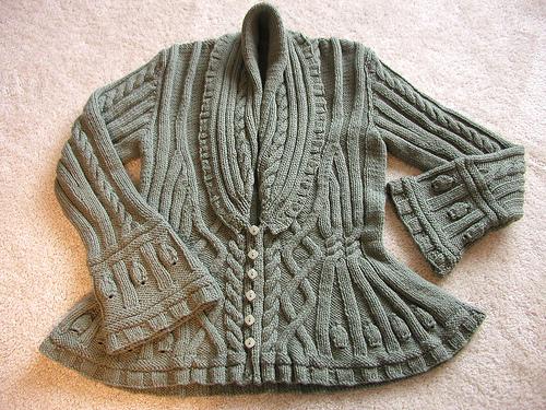 [bell+sleeve+jacket]