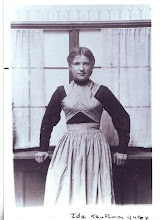Grandma Yutzy as a young woman