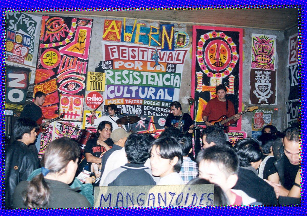 Manganzoides - El Entierro De Los...