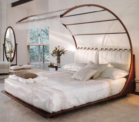 A hiper-cama tamanho XXL, para quem gosta de espaço.