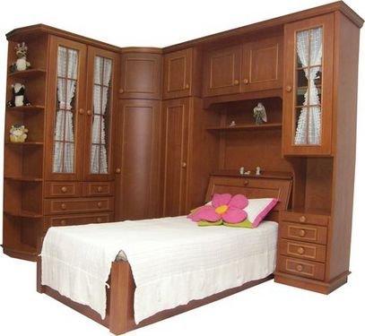 A cama single