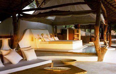 Imagine-se neste maginfico quarto ao luar...