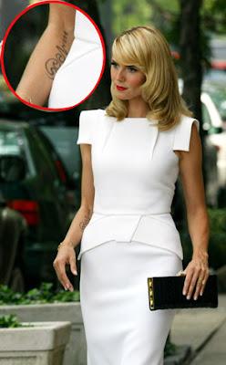 Looks Like Heidi Klum Has A New Tattoo Click Here For More Info Bravo